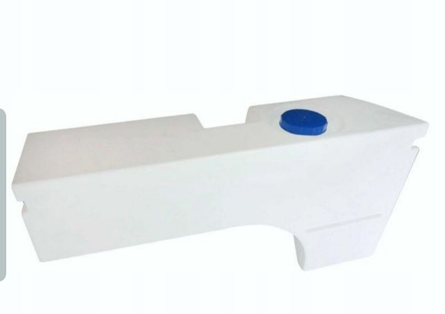 Zbiornik wody czystej na nadkole ducato jumper boxer kamper 112 L