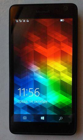 5-дюймовый смартфон Microsoft Lumia 535 Dual SIM Black