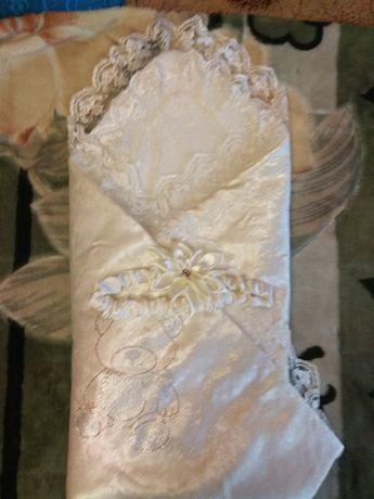 Шикарный зимний конверт-одеяло