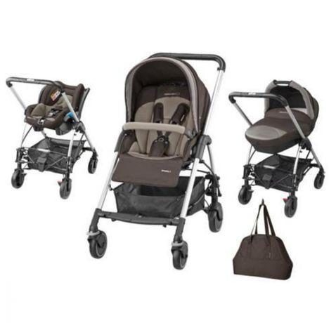 Trio bebê confort street 3