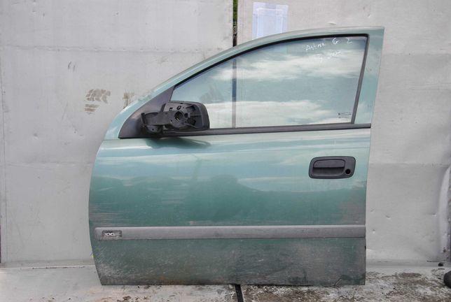 Opel Astra G HB drzwi lewy przód