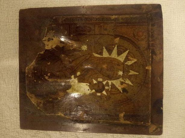 старинная икона 16-й век