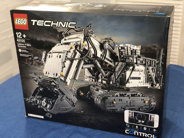 Lego Technic 42100 Liebherr