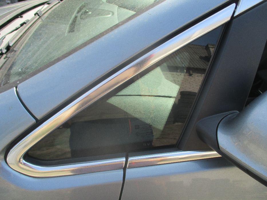 Opel Astra IV J szyba Karoseryjna Lewa przednia chrom