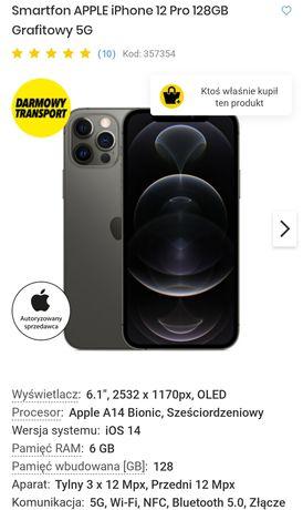 Sprzedam iPHONE 12 PRO