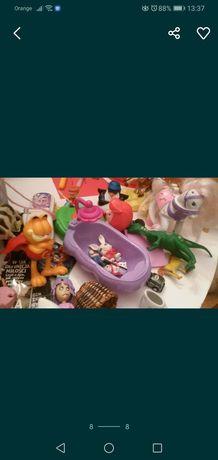 Postacie rozne dla dzieci figurka z jajka niespodzianki
