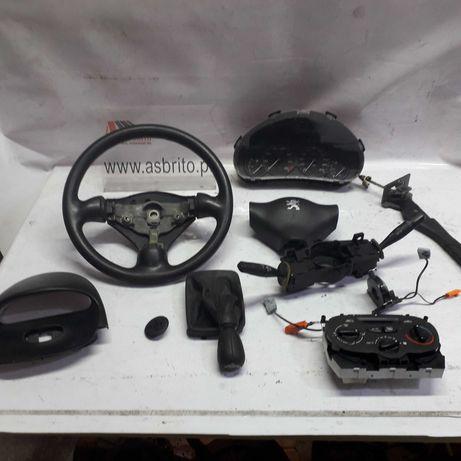 Varias peças Peugeot 206