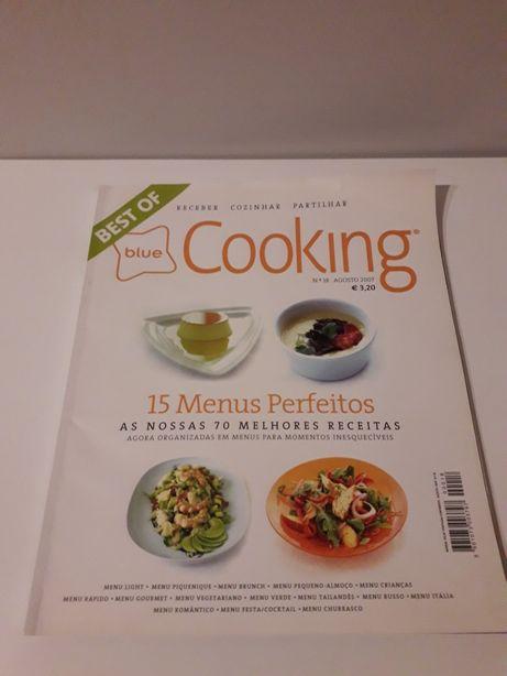 Revista de Coleção Best of Blue Cooking