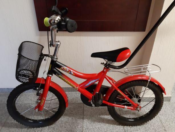 """Rower dla chłopca 16"""""""