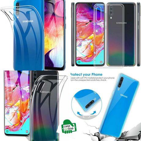 Capa Silicone Samsung J4 Plus / A3 2017 / A5 2017 / A7 2017 /M20/M21