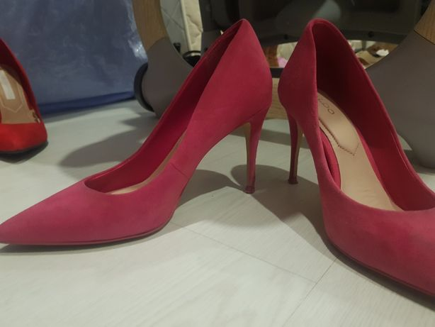 Stiletto aldo rosa