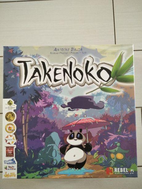 Gra planszowa Takenoko