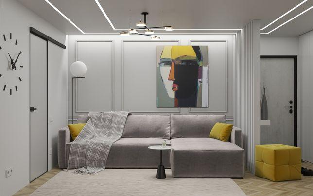 Дизайн интерьера визуализация дизайнер интерьера ремонт квартиры дома