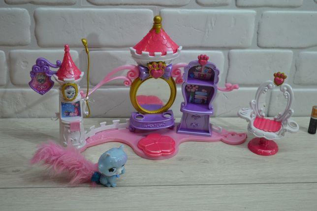 Королевские питомцы palace pets lps спа салон spa домик игрушка игра