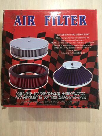 Фильт нулевого сопротивления,воздушный фильтр