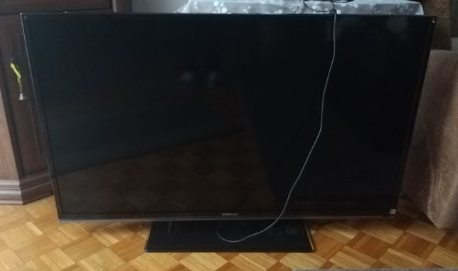 LCD thomson 50 cali i plazma samsung 40 cali - uszkodzone
