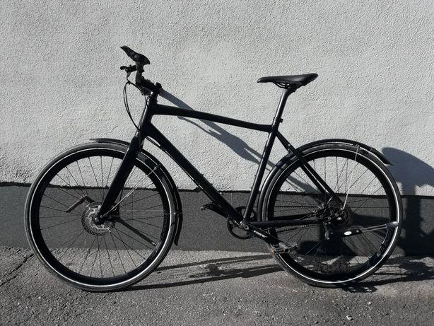 Велосипед на ремне. Focus Planet.28. Carbon drive.