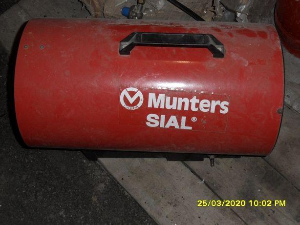 """Продам газовую пушку """"Сиал"""",б/у, мощность от 14.9 до 38.6 кВ"""