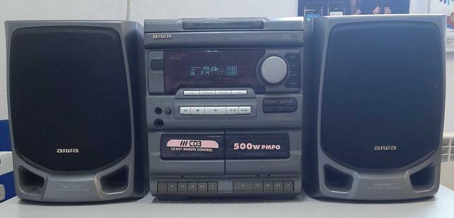 Radio magnetofon, japońska wieża AIWA NSX-S10