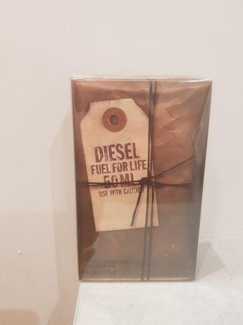 Wodę toaletowa Diesel fuel for life 50 ml