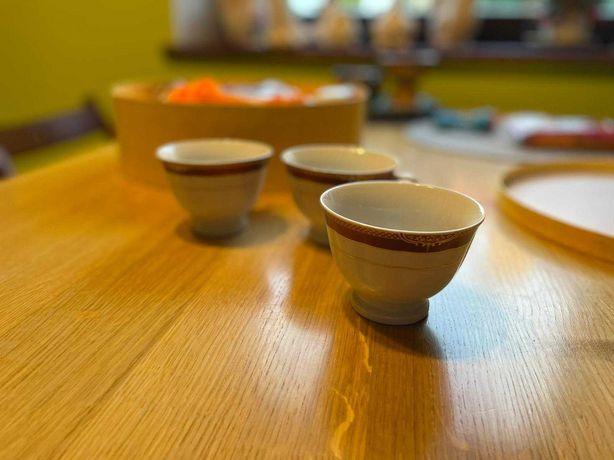 Zestaw kawowy porcelana - 6 szt.  24 Gold Collection, Japan Yamasen