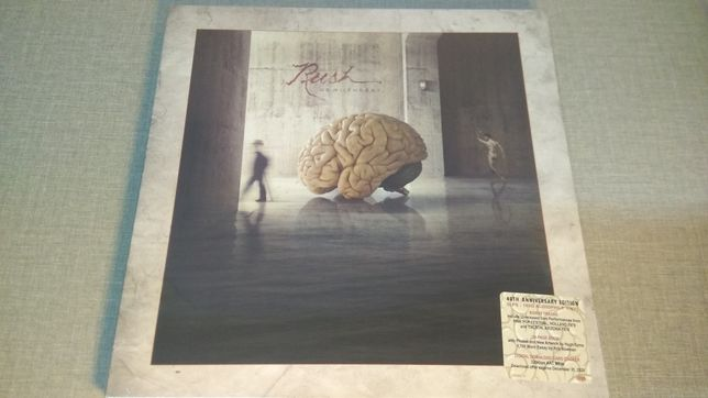 Rush : Hemispheres 40th Anniversary edition 3LP/Виниловая пластинка
