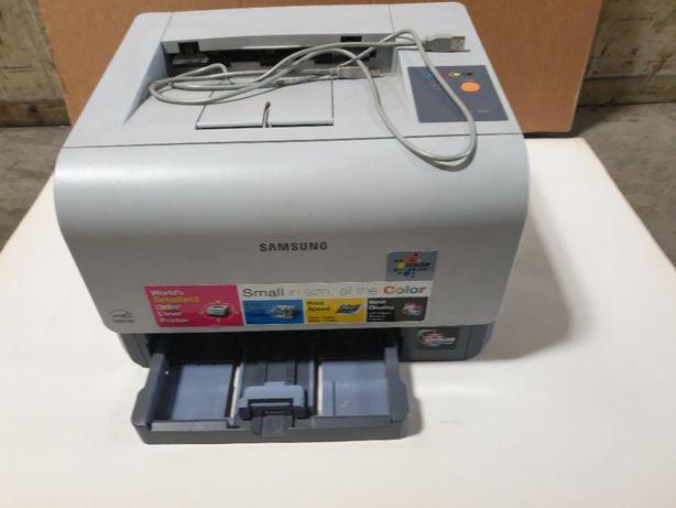 Drukarka laserowa (kolor) Samsung CLP-300 A4