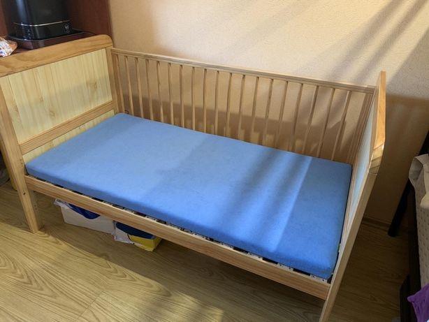 Кроватка детская от 0 до 6 лет