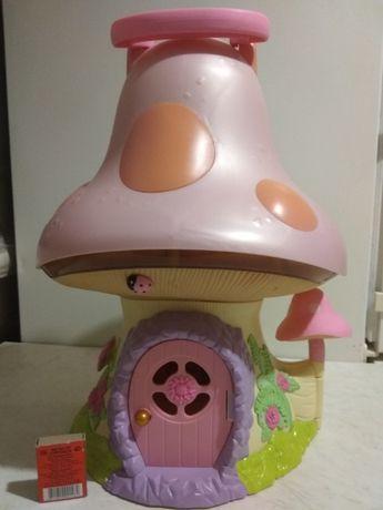 Большой домик дом гриб для феи ELC Mothercare музыкальный