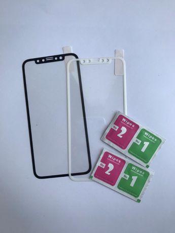 Película de vidro iPhone X/XS