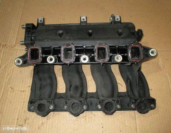 Coletor de admissão e sensor para BMW 320d e46 136cv (2000) 2246942 2246977