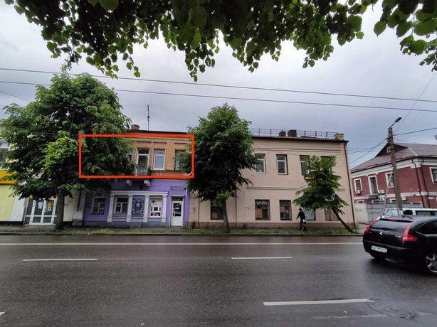 2-х комнатная квартира в старинном доме и в САМОМ центре