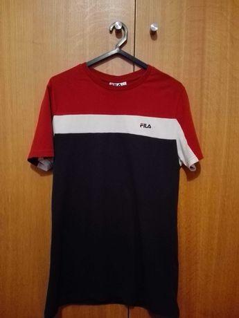 T-shirt Fila Homem