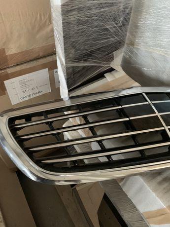 Решетка радиатора Mercedes-Benz S W222 дорестайл