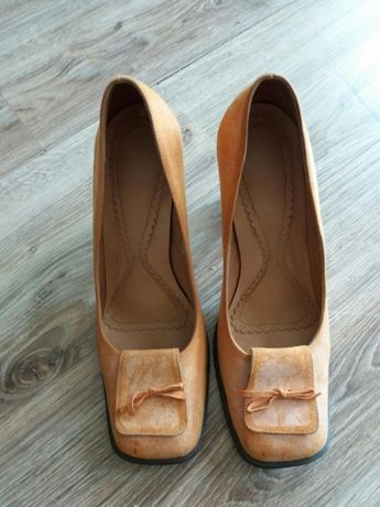 Buty skórzane