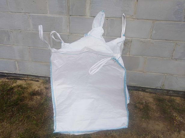 big bag, worki elastyczne, 90x90x165cm.