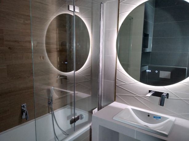 Firma remontowo budowlana Ressey - układanie glazury, łazienki