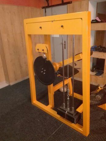 Maszyna Sewim Grzbiet,brzuch 2w1