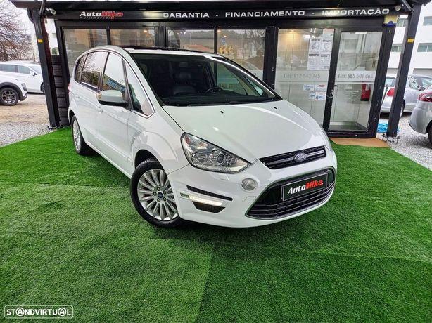 Ford S-Max 2.0 TDCi Titanium 7L Aut.