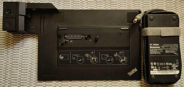 Lenovo ThinkPad Dock W510,W520,W530 +170W AC