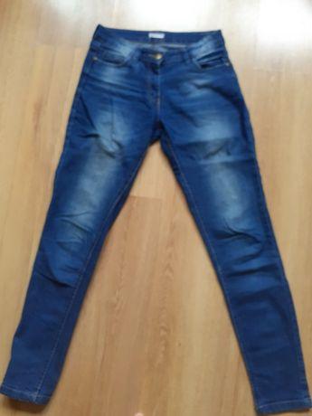 Spodnie Jeansy mlodzieżowe