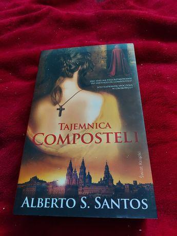 Tajemnica Composteli Alberto S. Santiago