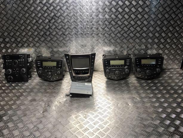 Магнітола Honda accord 7 Cl7 магнітофон хонда акорд повністю справний