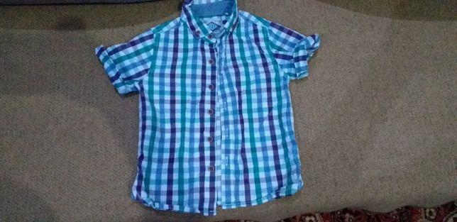 Продам стильную рубашку на мальчика 2-4 года