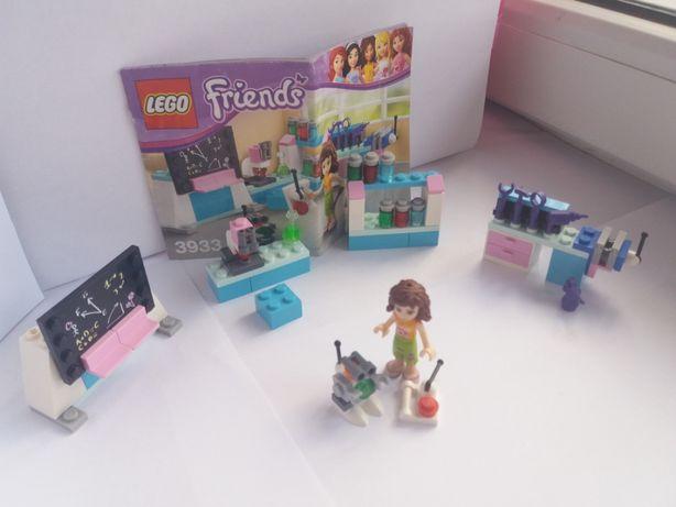 Lego Friends - Laboratorium Olivii