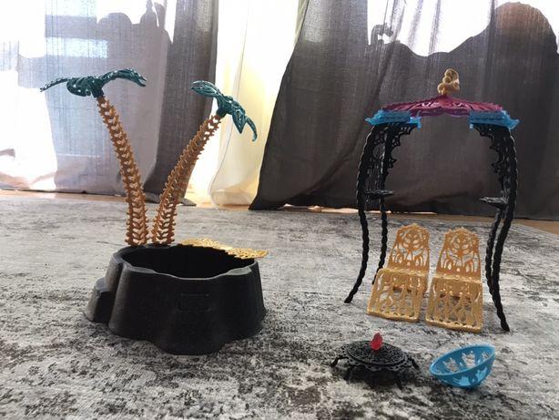 Monster High Cleo de Nile - zestaw jacuzzi
