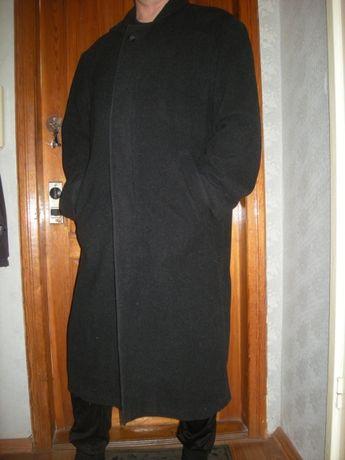 Пальто кашемировое большого размера