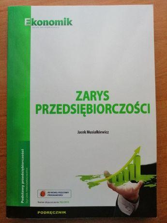 Zarys Przedsiębiorczości. Jacek Musiałkiewicz