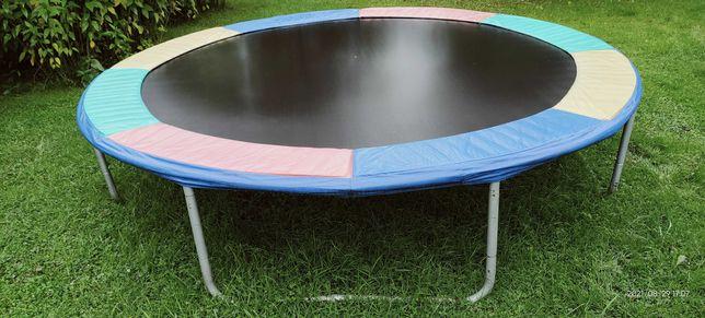 trampolina używana 305 cm