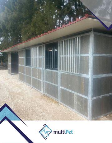 multiPet box / estábulo para cavalos
